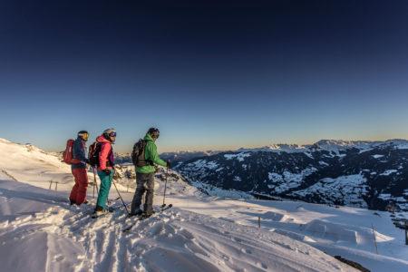 Skifahren Hochzillertal